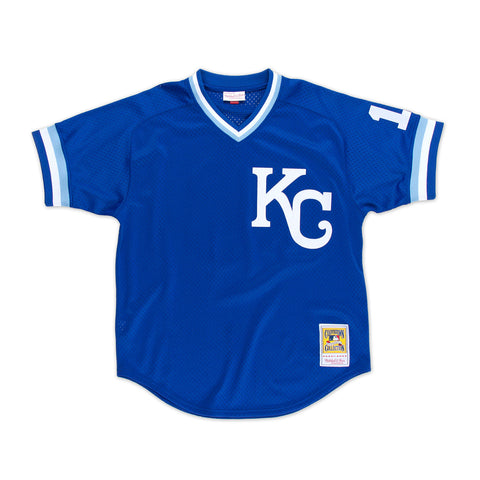 MLB Authentic BP Jersey : Bo Jackson
