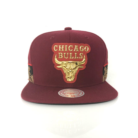 NBA Chinese New Year Snapback : Bulls