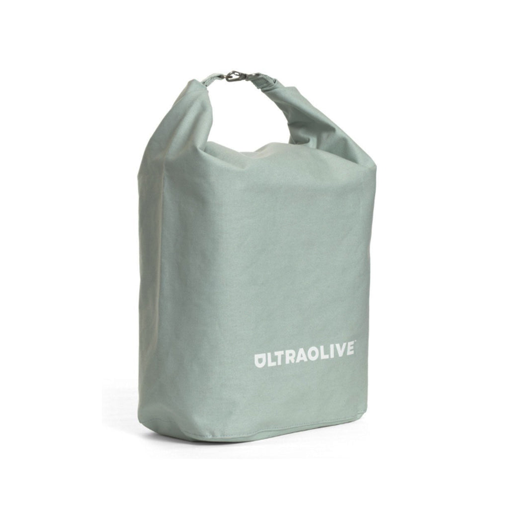 Taped Seam Dry Bag : Ice Blue