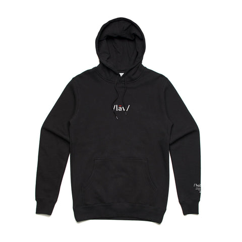 Definition Hoodie : Black