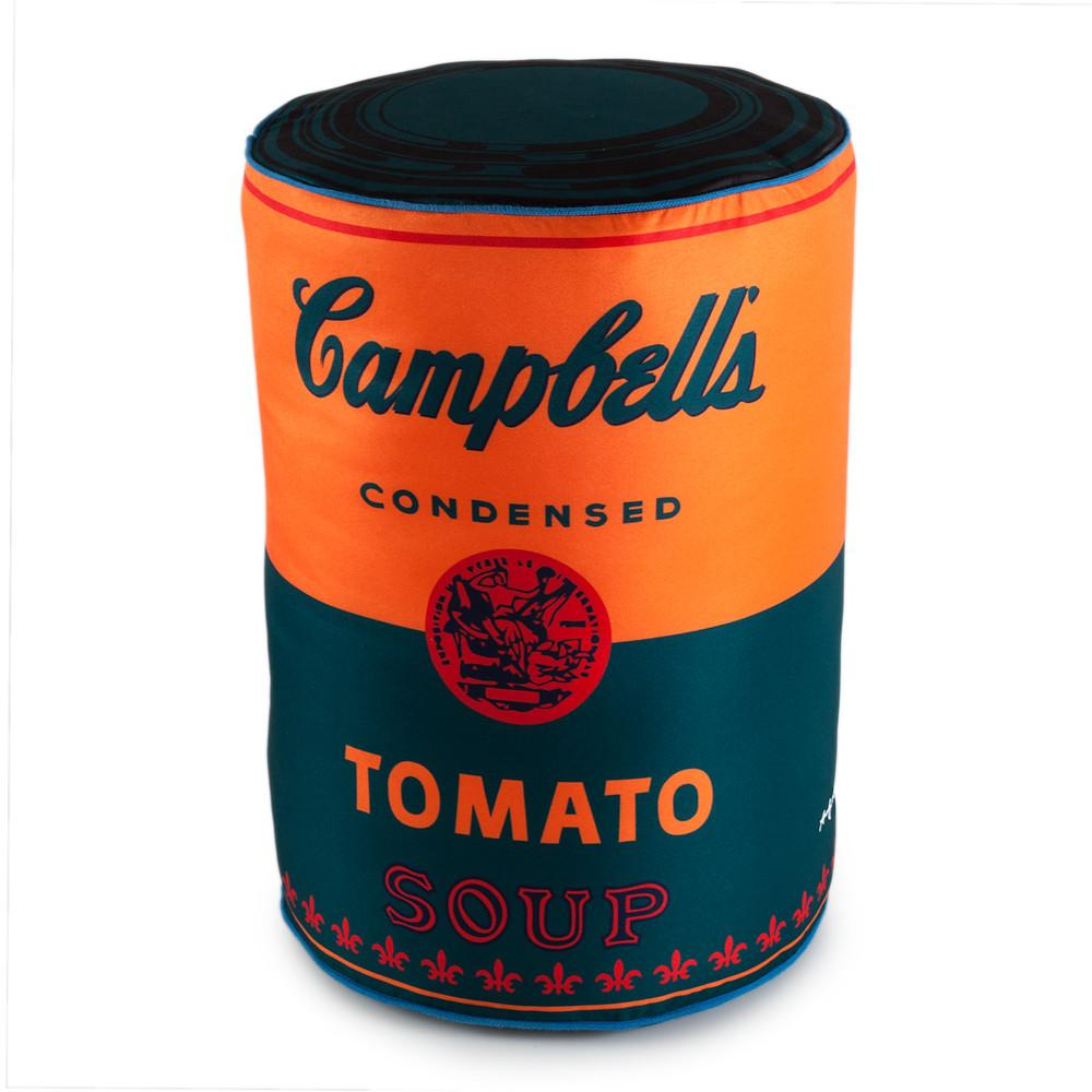 Andy Warhol Campbells Can Plush : XL