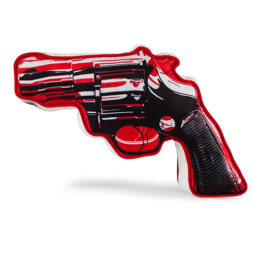 Andy Warhol Revolver Plush : Medium