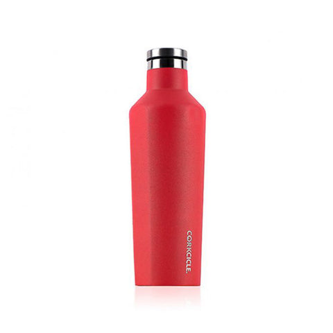 16oz Waterman Canteen : Off Red