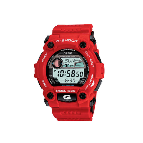 G7900 Digital Watch : Red