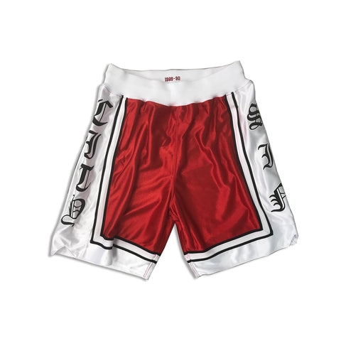 LAVE x Mitchell & Ness Authentic Shorts : UNLV Sin City