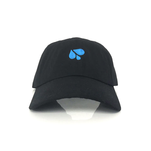 Wet Dad Hat : Black