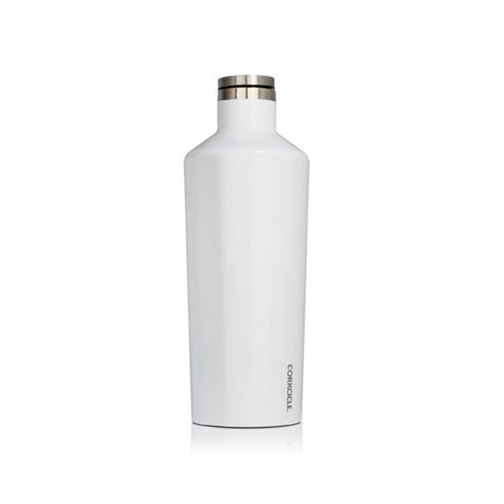 60oz Canteen : Gloss White