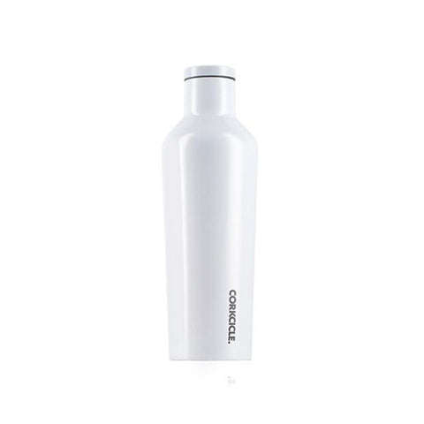 16oz Dipped Canteen : Modernist White