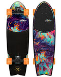"Millennial Swallow 31"" RKP1 Surf Skate (White Trucks)"