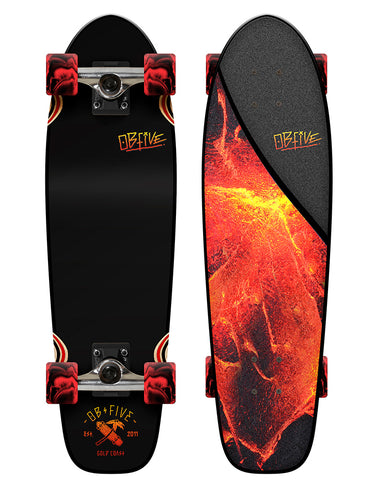 Foam Ball Surf Skate RKP1