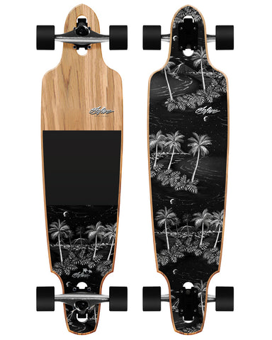 Palm Springs Longboard 38""