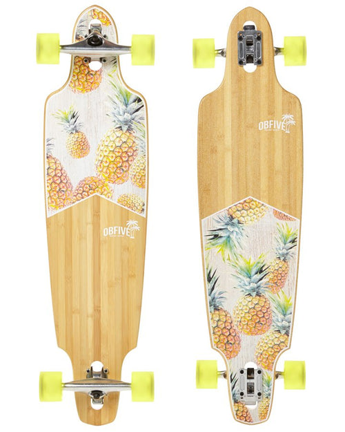 Pineapple Vibes Drop Through 38""