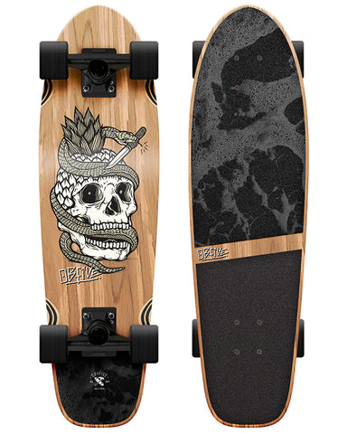 Pineapple Vibes Surf Skate ST1