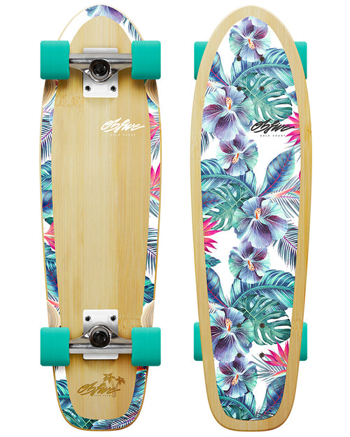 Summer Vaycay Cruiser Skateboard