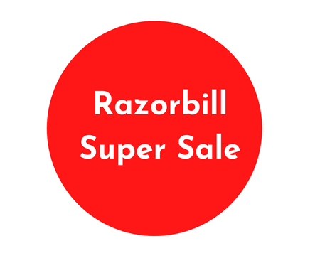 Razorbill Super Sale Combo Deals