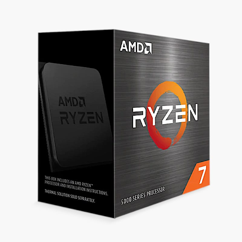 AMD RYZEN 7 5800X 8-CORE 3.8GHZ AM4