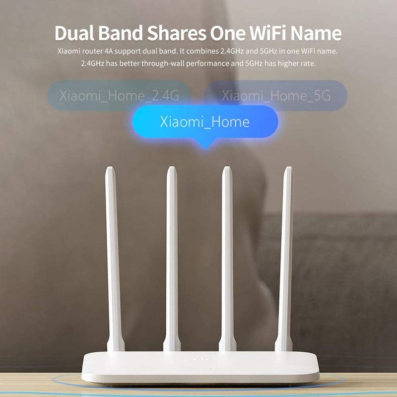 Xiaomi Mi WiFi Router 4A (Gigabit Version),Router,Xiaomi