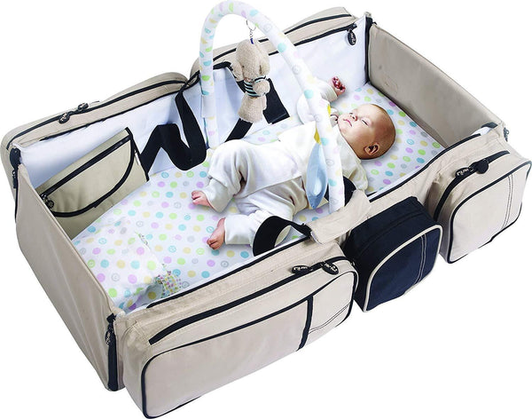 Premium Portable Baby Bed Cot