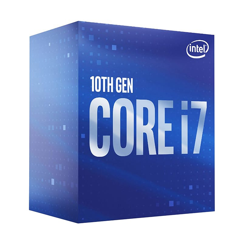 Intel Core i7 10700 2.9 Ghz 8 Core 16 Thread LGA1200 CPU