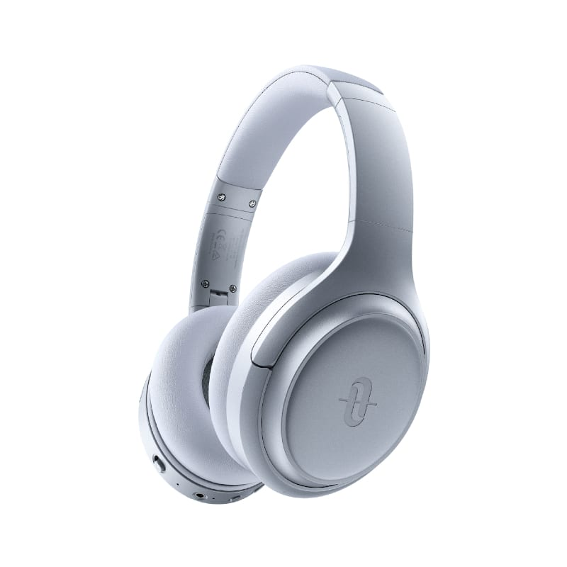 Taotronics TT-BH060 SoundSurge Air Frontier ANC BT5.0 Over-Ear Headphones - Silver