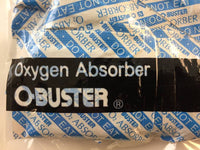 O-BUSTER Oxygen Absorber FT 100 (1 bag = 100 sachets) Food Preserver - Food Preservative
