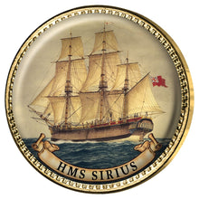 Australia'S First Fleet Halfpenny & Penny Enamel Collection