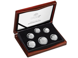 2018 Silver Proof Set