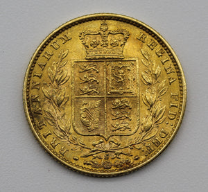 1875 Sydney Shield - gEF