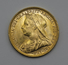 1896 Melbourne Veiled Head - UNC