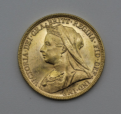 1897 Melbourne Veiled Head - ChUNC