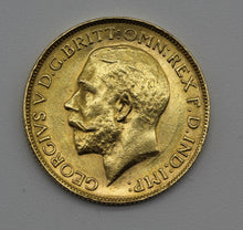 1917 Perth George V - aUNC
