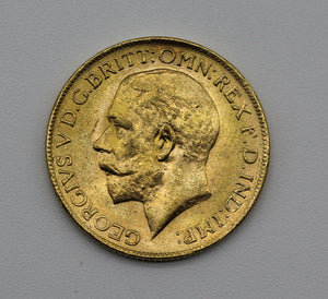 1927 Perth George V - aUNC