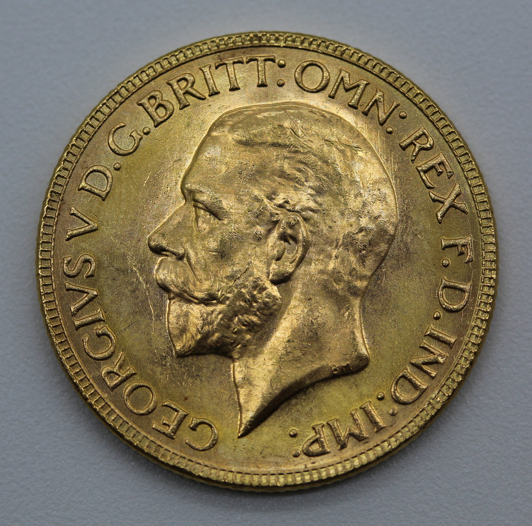 1931 Perth George V - aUNC