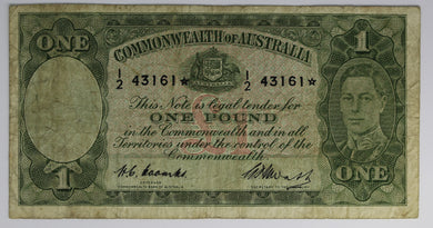 Pre-Decimal Notes – Town Hall Coins