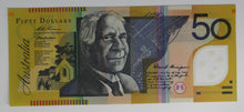 1997 Solid Serial $50 Note