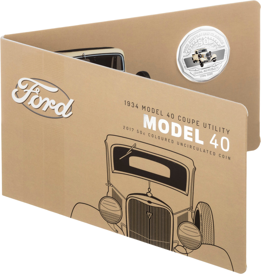 Ford Australian Classic Collection - Model 40Ute