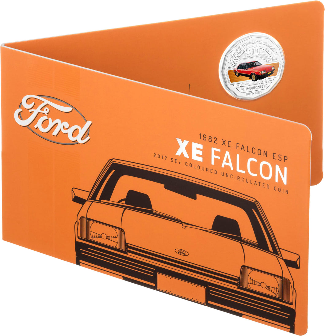 Ford Australian Classic Collection - XE Falcon ESP