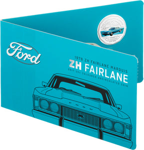 Ford Australian Classic Collection - ZH Fairlane