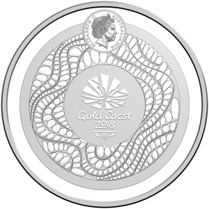XXI Commonwealth Games ? 2018 Three Coin Set