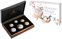 2018 Proof Coin Set-Baby Set Possum Magic Coin Collection
