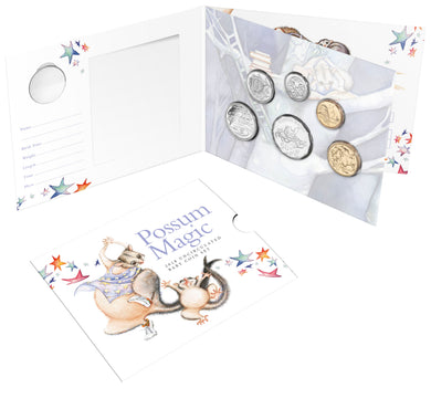 2018 Uncirculated Coin Set-Baby Set Possum Magic Coin Collection