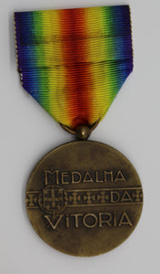 Portugal 1914-1918 WWI Victory Medal