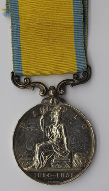 GB Queen Victoria 1851-1855 The Baltic Medal