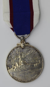 GB King George V Royal Fleet Reserve Long Service & Good Conduct Medal