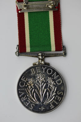 GB Women's Voluntary Service Medal with Box