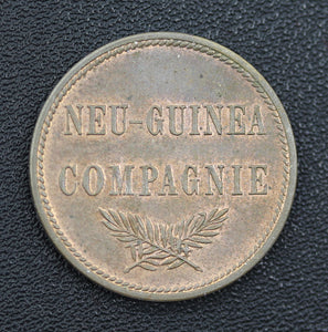 1894A German New Guinea Two Pfennig - UNC