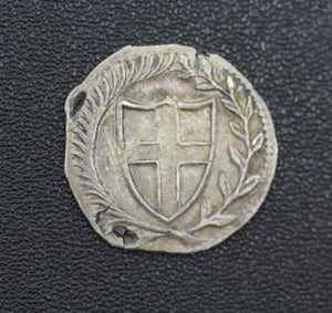 England Commonwealth 1/2 Groat - gVF