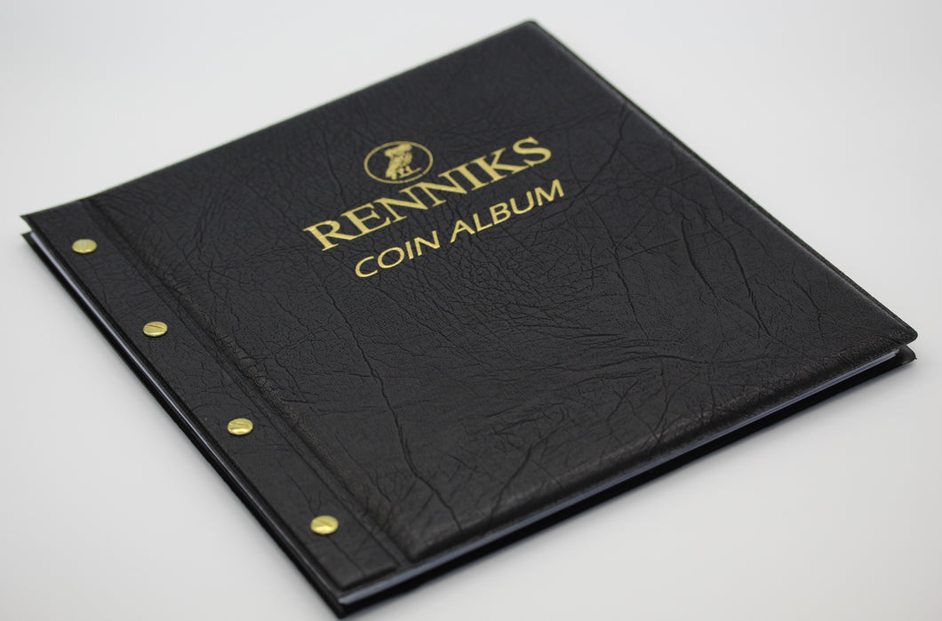 Renniks Coin Storage Album