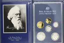 1996 Proof Set