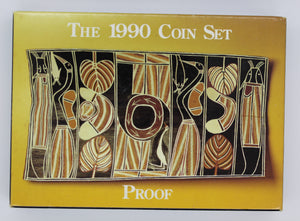 1990 Proof Set